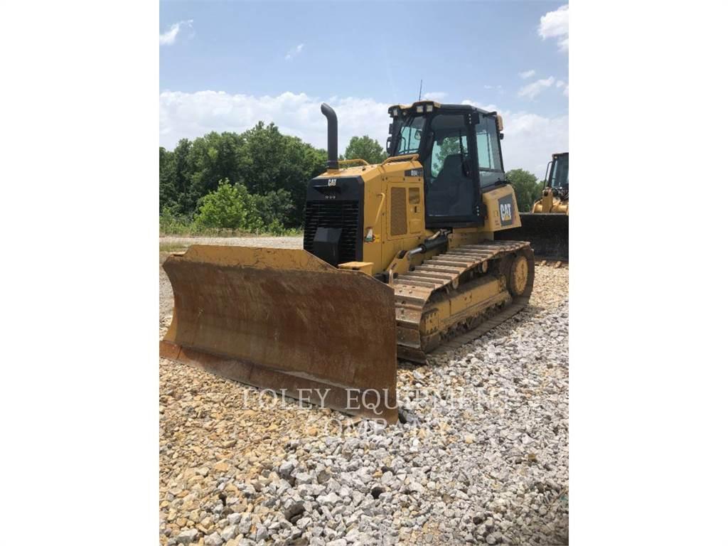 Caterpillar D6K2XLA, Buldozere, Constructii