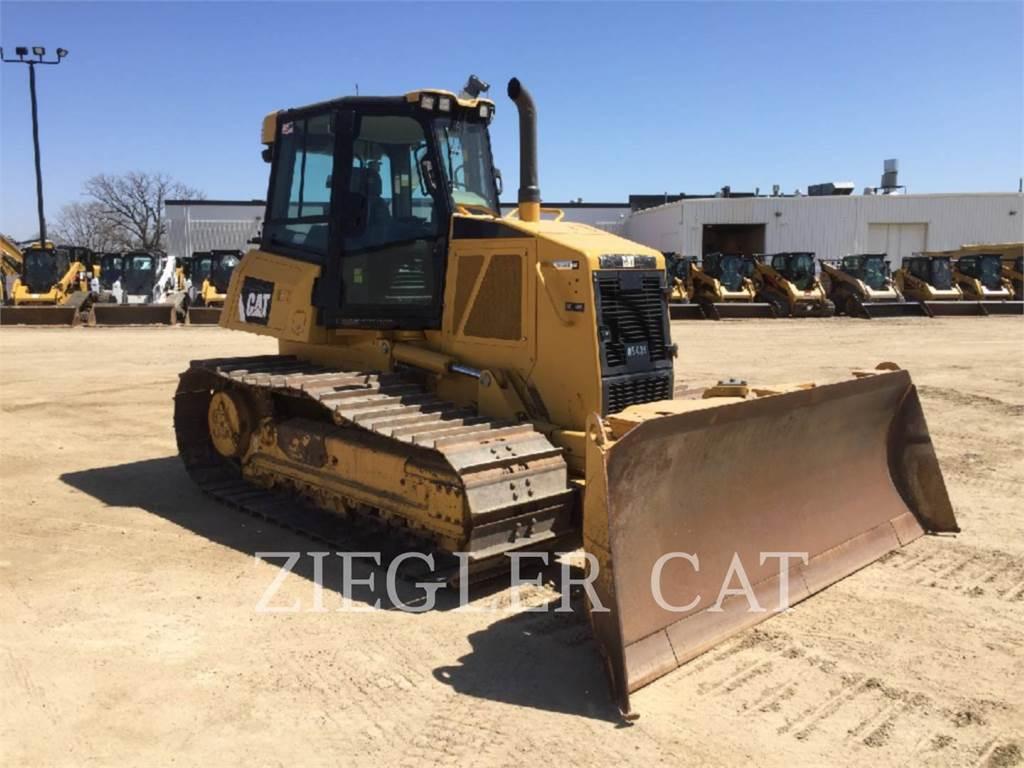 Caterpillar D6KLGP, Bulldozers, Construcción