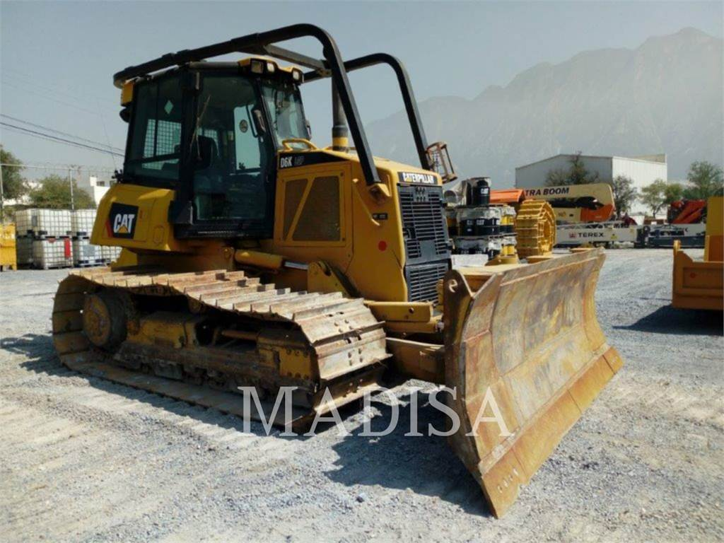 Caterpillar D6KLGP, Dozers, Construction