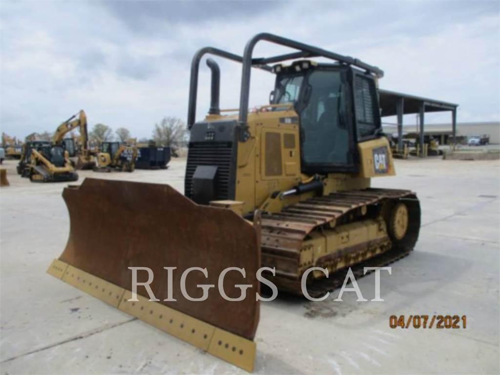 Caterpillar D6KLGPAG, Crawler dozers, Construction