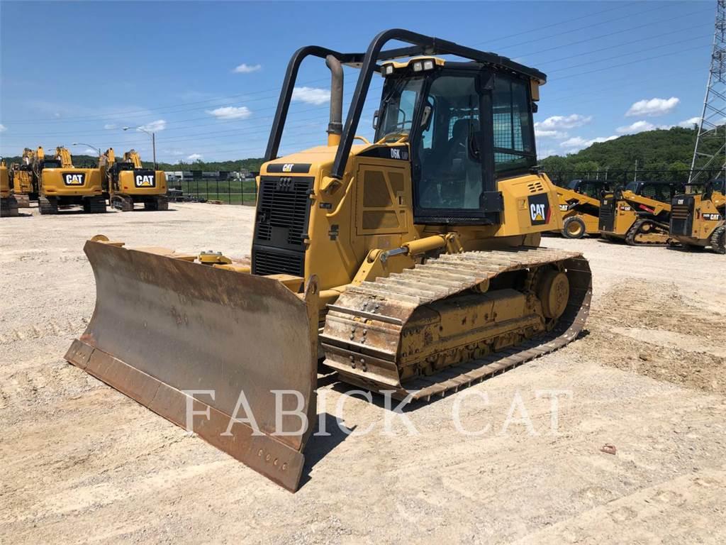 Caterpillar D6KLGPARO, Planierraupen, Bau-Und Bergbauausrüstung