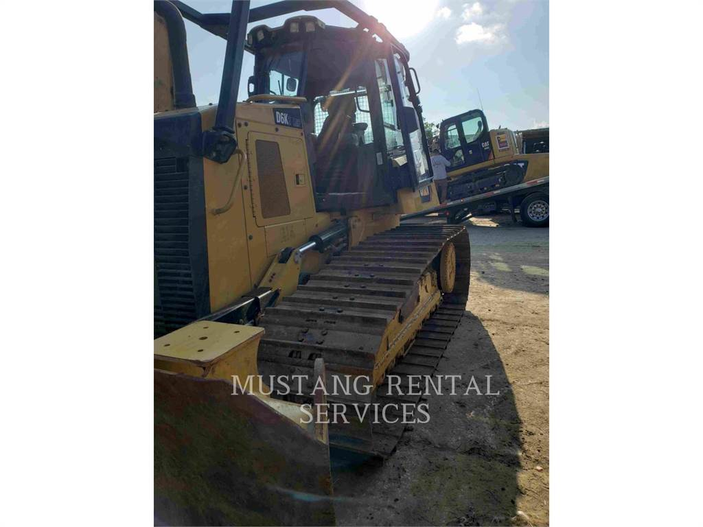 Caterpillar D6KLGPCA, Dozers, Construction