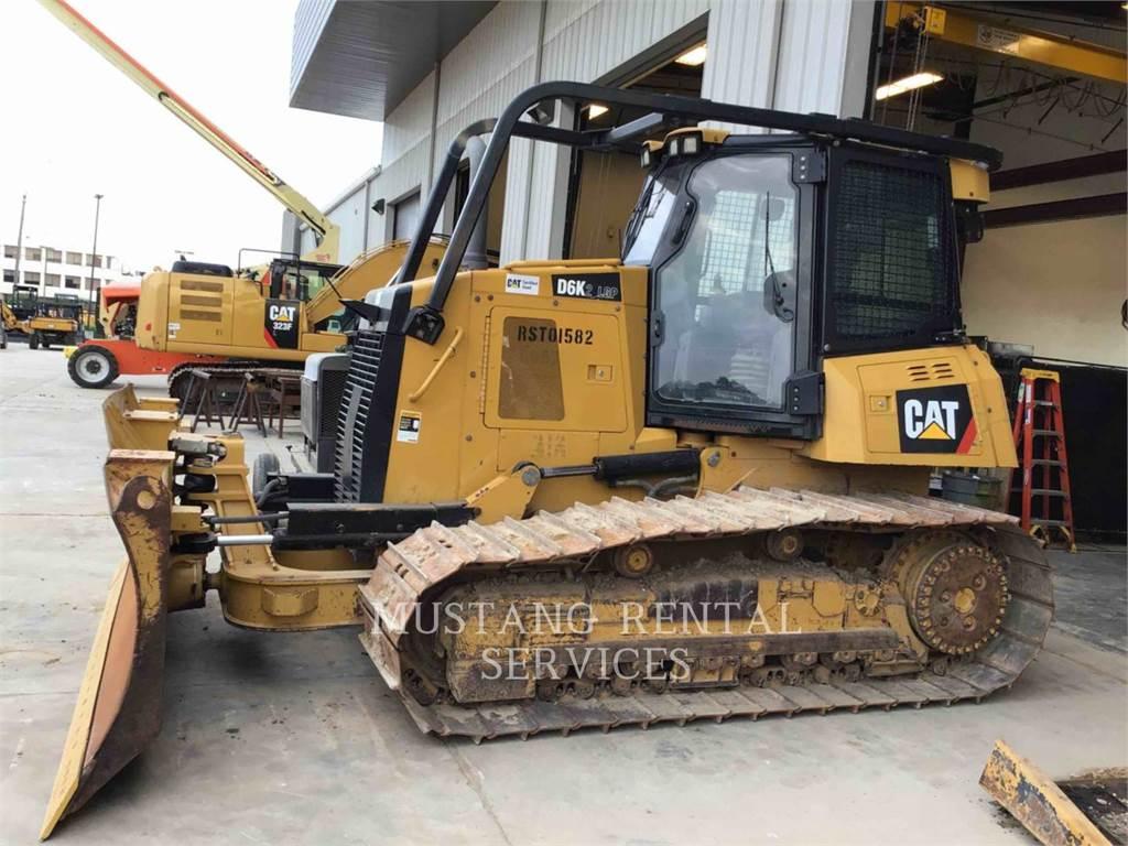 Caterpillar D6KLGPCA, Tratores de rastos, Equipamentos Construção