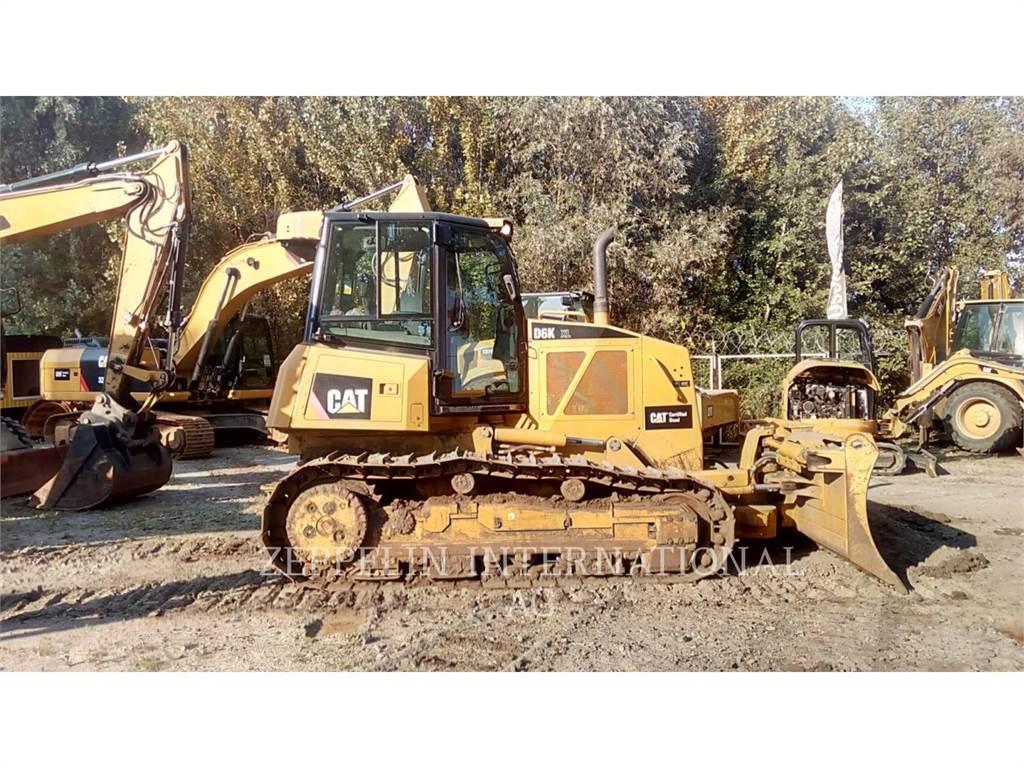 Caterpillar D6KXL, Bulldozer, Équipement De Construction