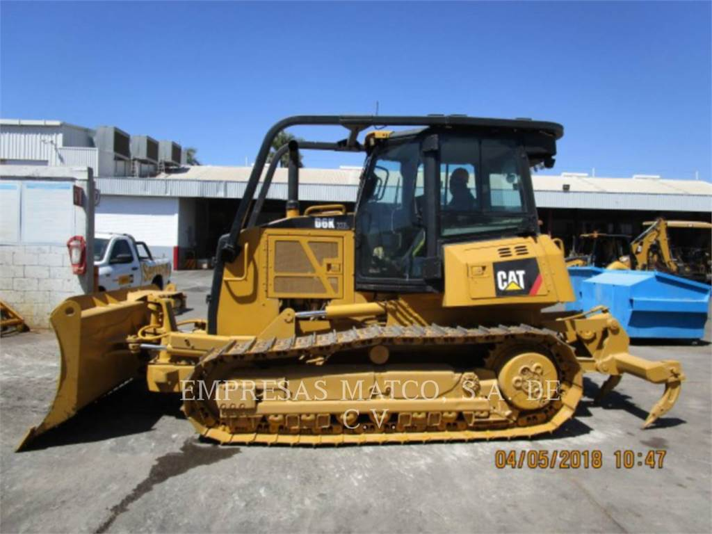 Caterpillar D6KXL, Planierraupen, Bau-Und Bergbauausrüstung