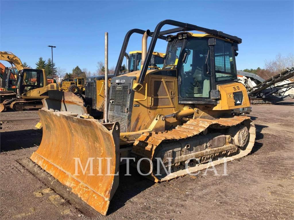 Caterpillar D6KXL, Crawler dozers, Construction