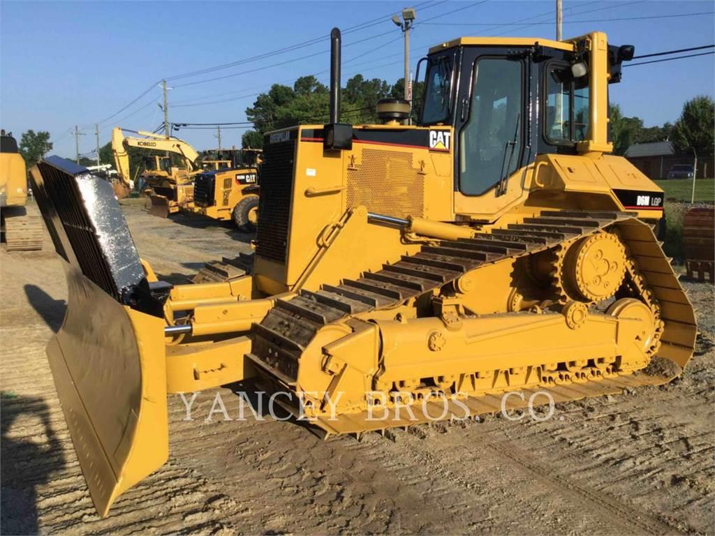 Caterpillar D6MLGP, Dozers, Construction
