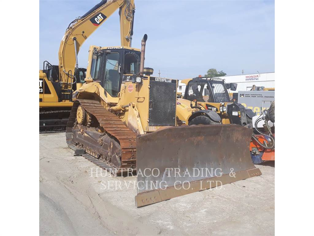 Caterpillar D6MXL, Dozers, Construction