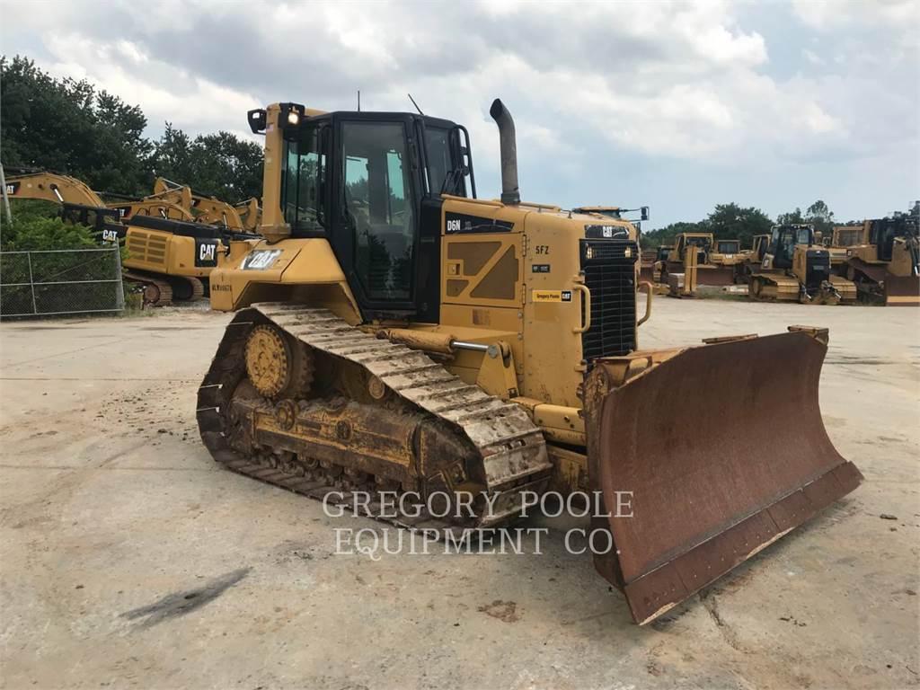 Caterpillar D6N, Bulldozer, Équipement De Construction