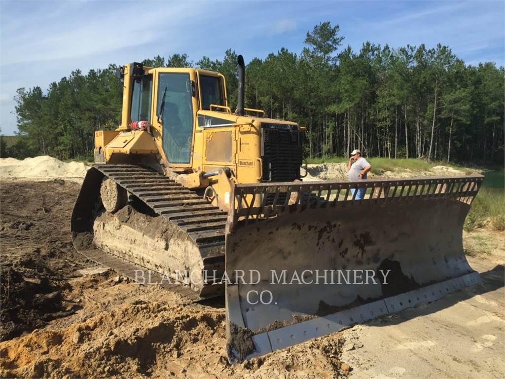 Caterpillar D6N, Bulldozers, Construcción