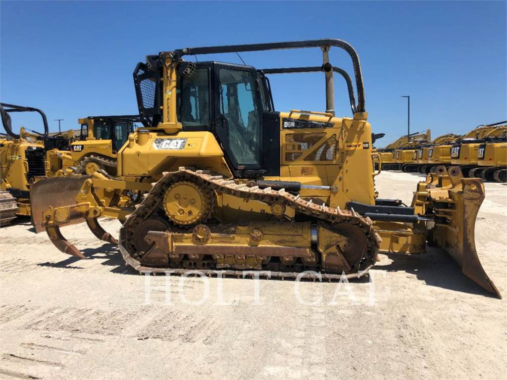 Caterpillar D6N, Dozers, Construction
