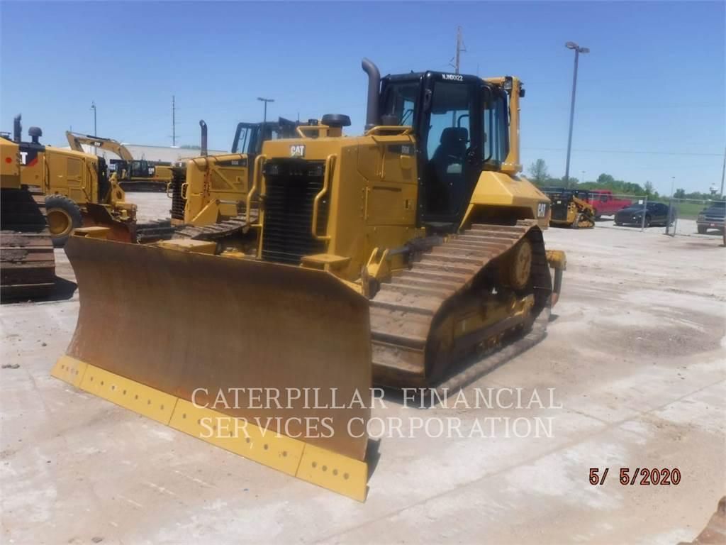 Caterpillar D6N, Bulldozer, Attrezzature Da Costruzione
