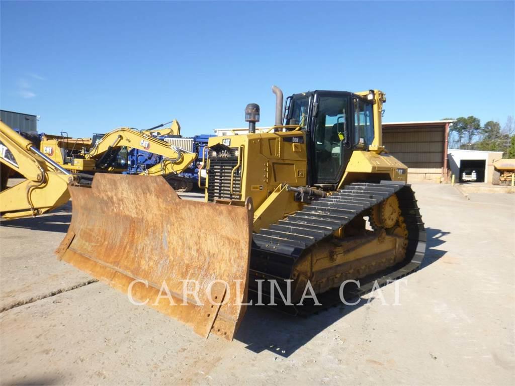 Caterpillar D6N-4F, Spycharki, Sprzęt budowlany