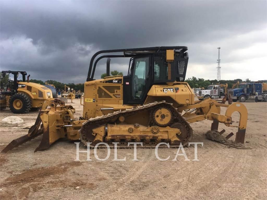 Caterpillar D6N LAND、推土机、建筑设备