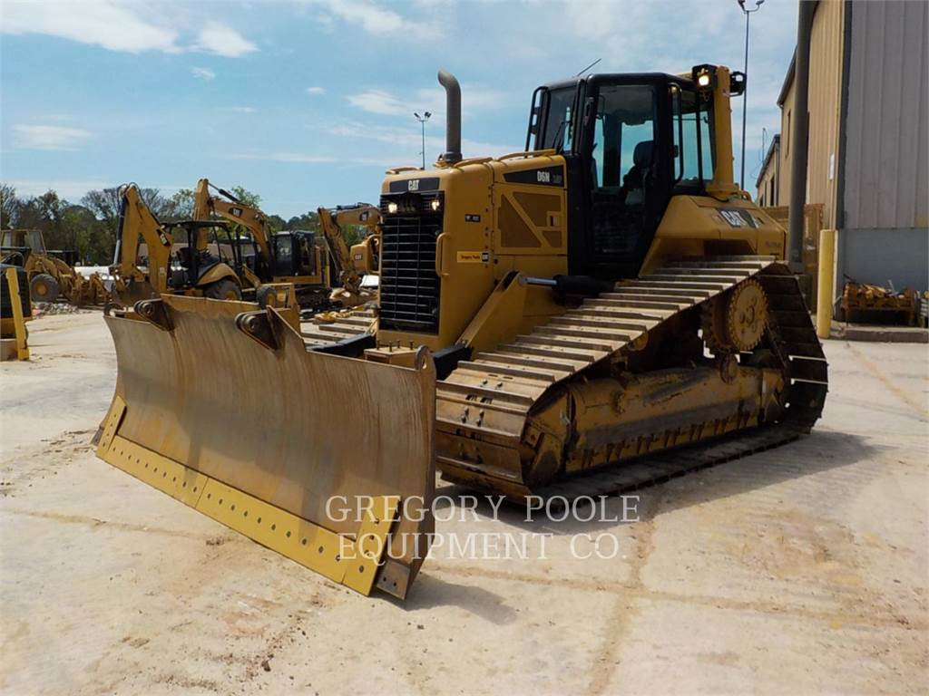 Caterpillar D6N LGP, Bulldozer, Équipement De Construction