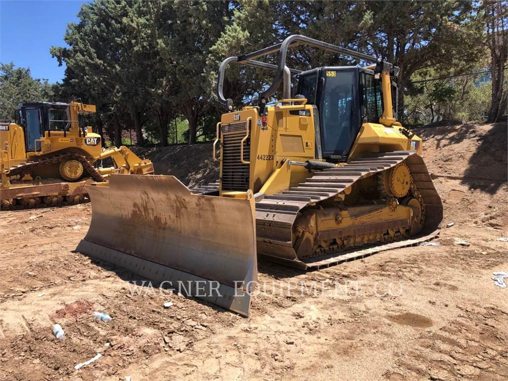 Caterpillar D6N LGP, Tratores de rastos, Equipamentos Construção