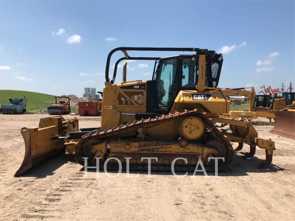 Caterpillar D6N LGP, Dozers, Construction