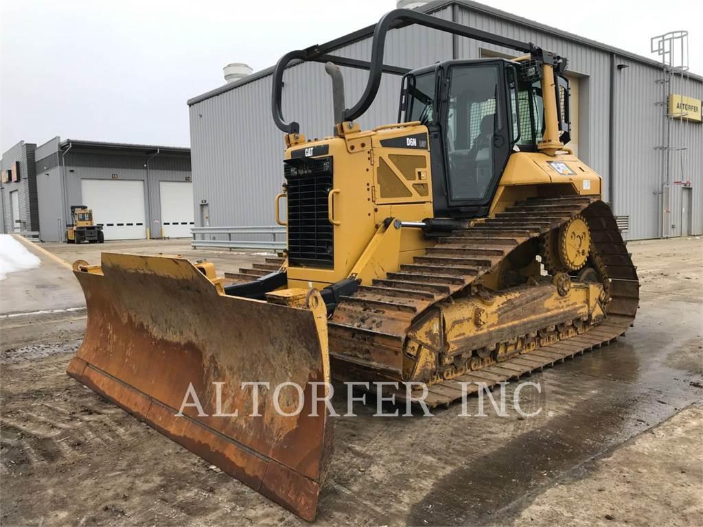 Caterpillar D6N LGP, Bulldozers, Bouw