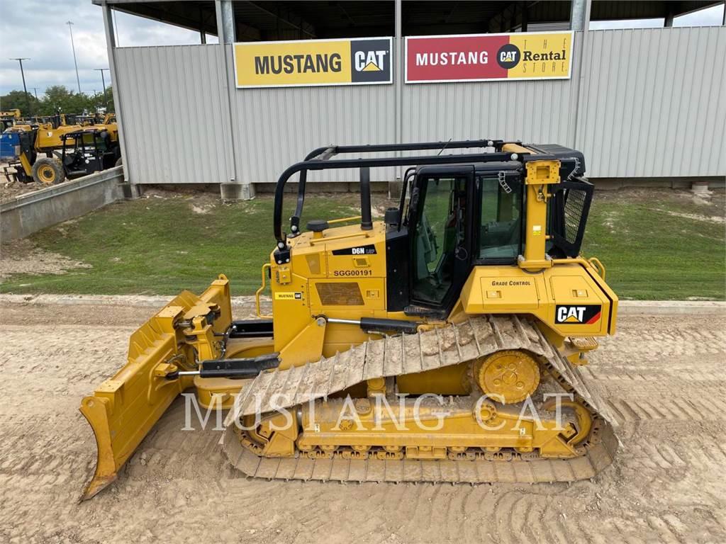 Caterpillar D6N LGP, Bulldozer, Attrezzature Da Costruzione