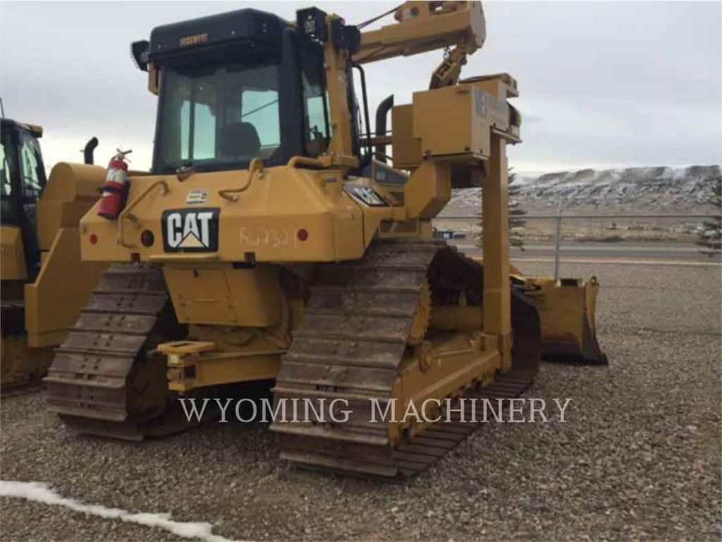 Caterpillar D6N LGP PL、铺管机、建筑设备