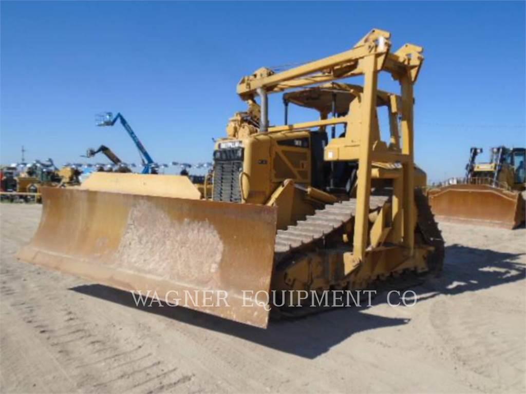 Caterpillar D6N LGP PL, Tratores de rastos, Equipamentos Construção