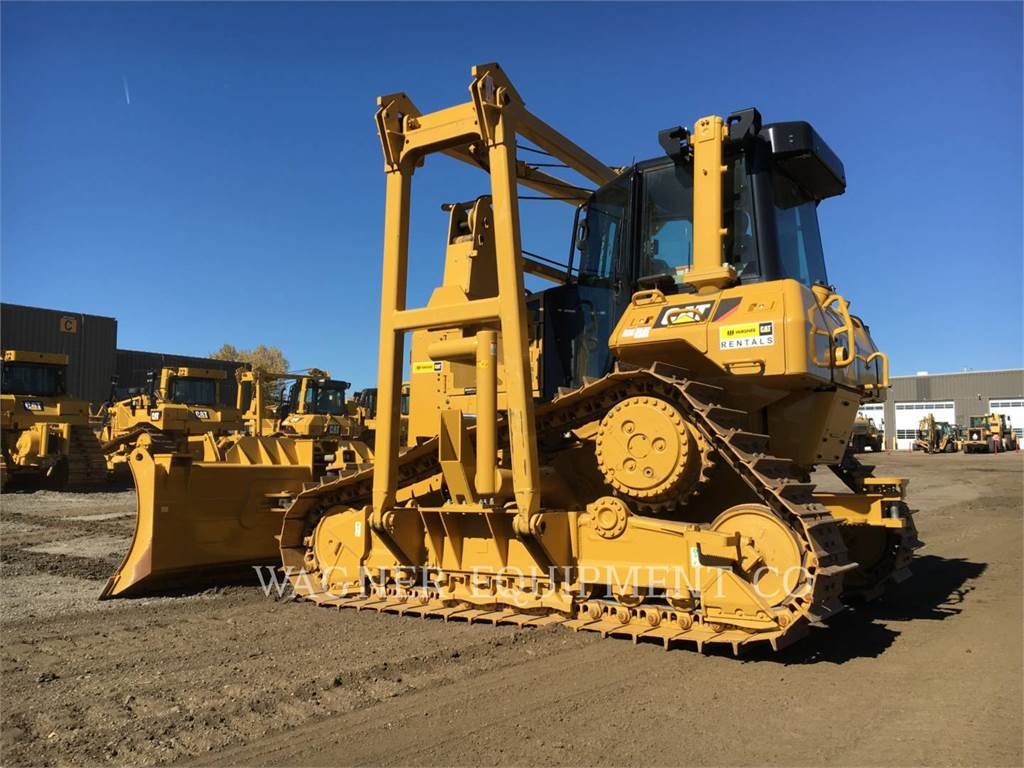 Caterpillar D6N LGP PL, Dozers, Construction