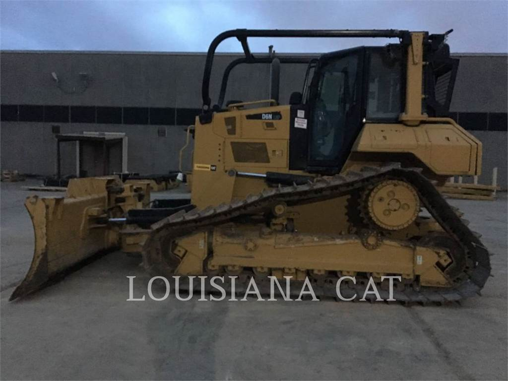 Caterpillar D6N LGP TC, Dozers, Construction