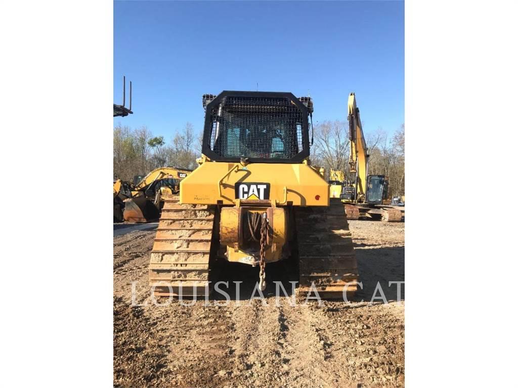 Caterpillar D6N LGP TC, Crawler dozers, Construction