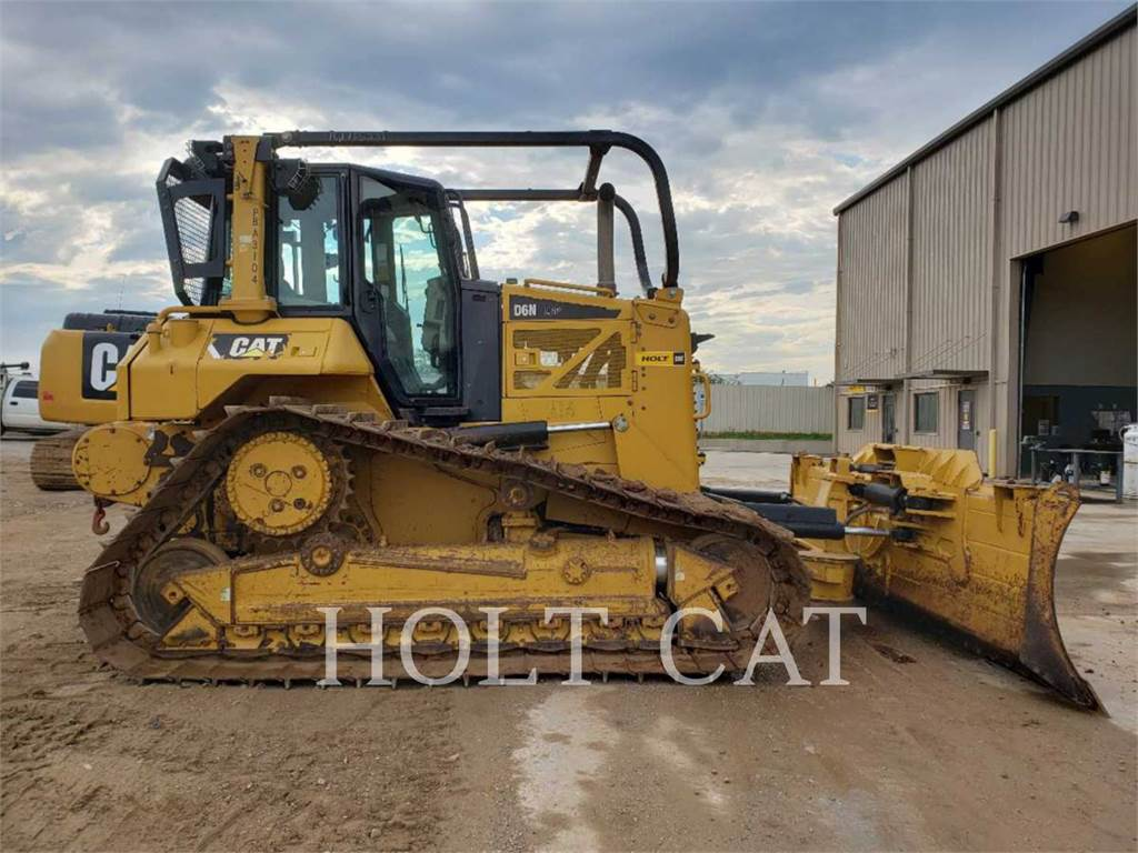 Caterpillar D6N LGPWI, Bulldozers, Bouw