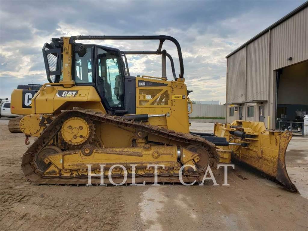 Caterpillar D6N LGPWI, Bulldozers, Construcción