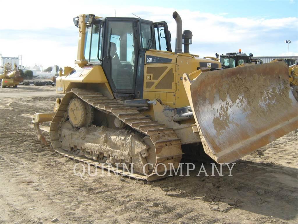 Caterpillar D6N XL, Dozers, Construction