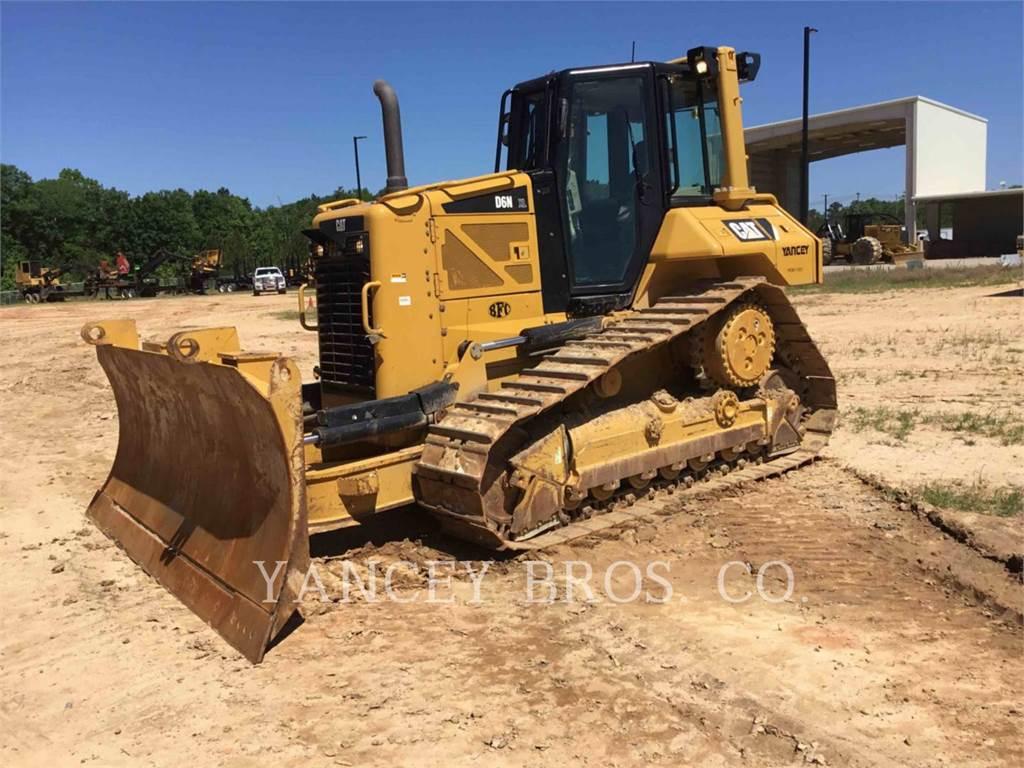 Caterpillar D6N XL, Tratores de rastos, Equipamentos Construção