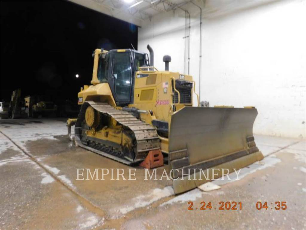 Caterpillar D6N XL, Bulldozer, Équipement De Construction