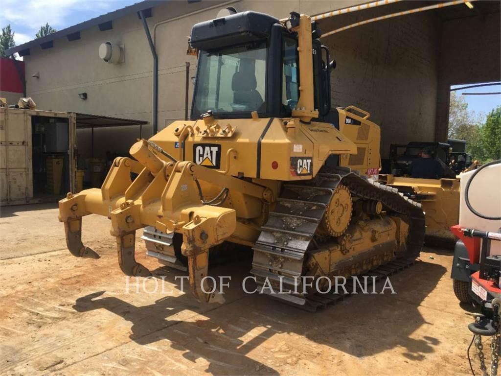 Caterpillar D6N XL, Spycharki, Sprzęt budowlany