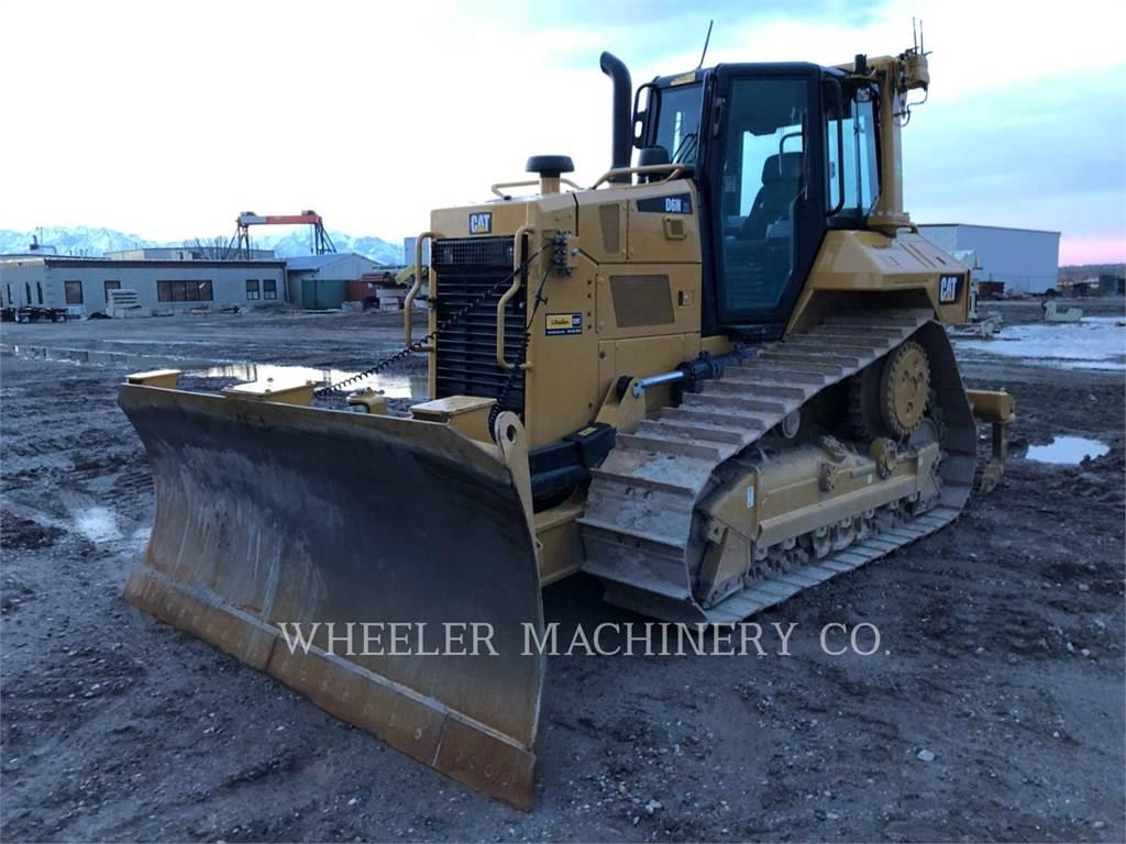 Caterpillar D6N XL ARO, Crawler dozers, Construction