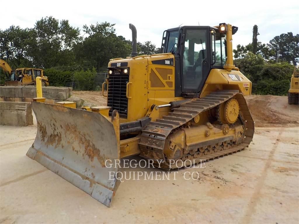 Caterpillar D6N XL C1, Bulldozer, Équipement De Construction
