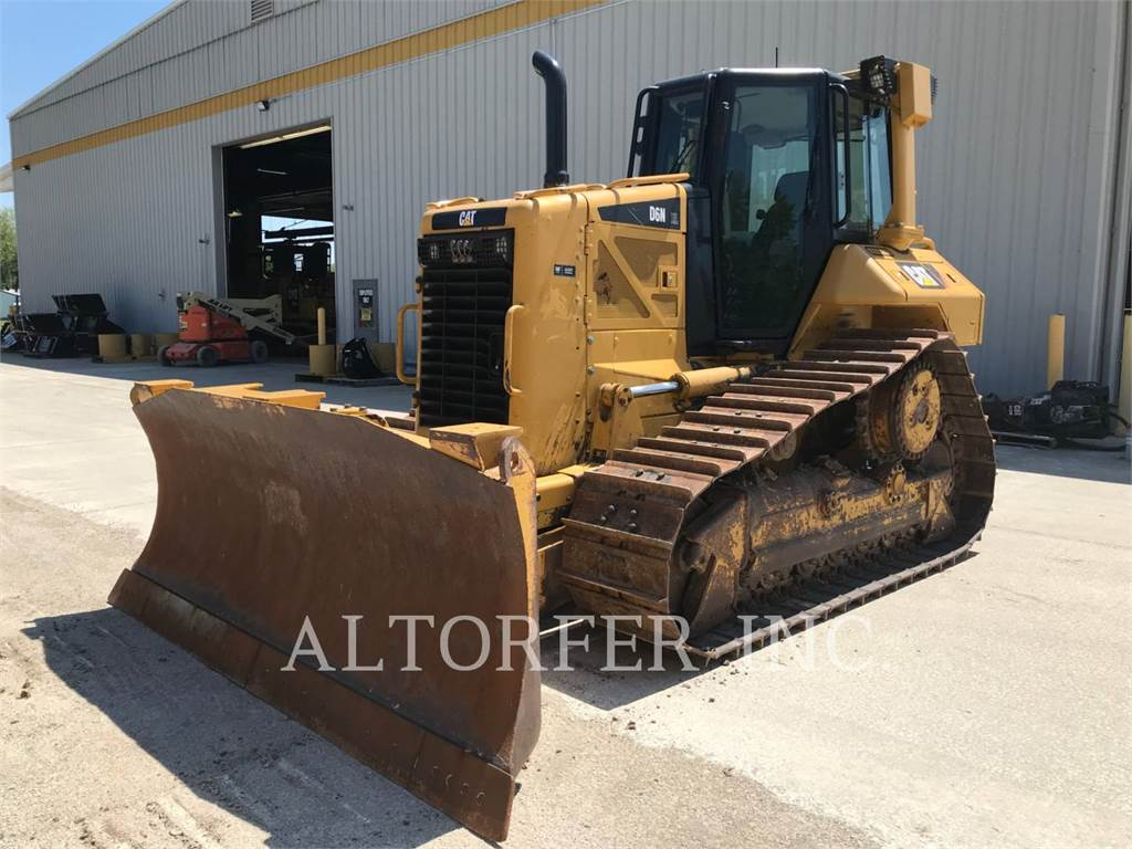 Caterpillar D6N XL, Bulldozers, Bouw