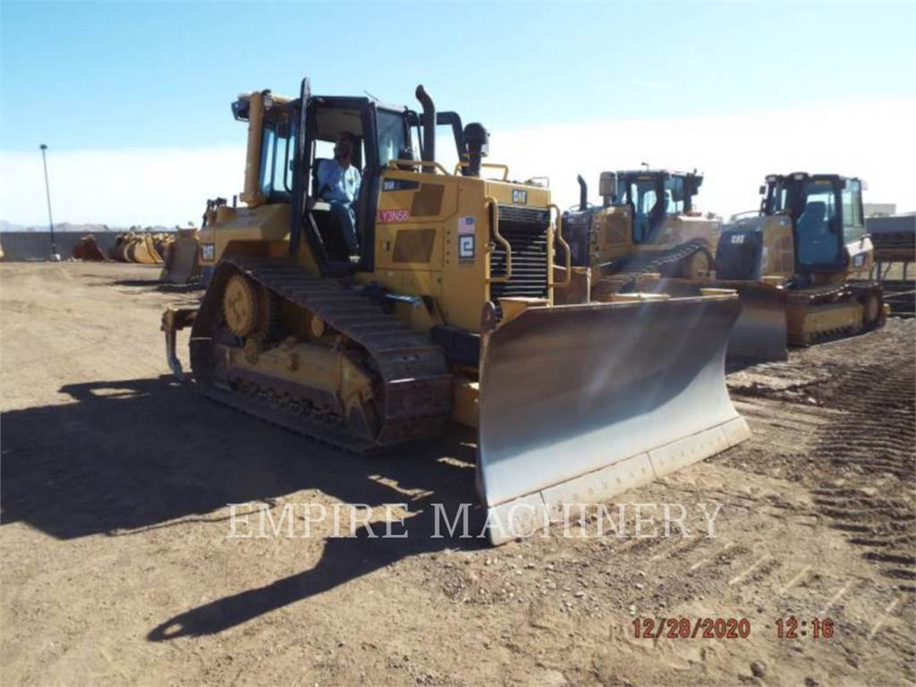 Caterpillar D6N XL IT, Bulldozers, Bouw