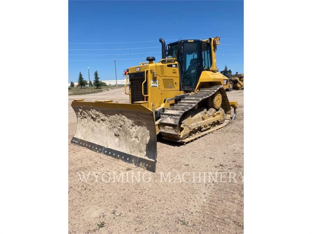 Caterpillar D6N XL PAT, Buldozer sobre oruga, Construcción