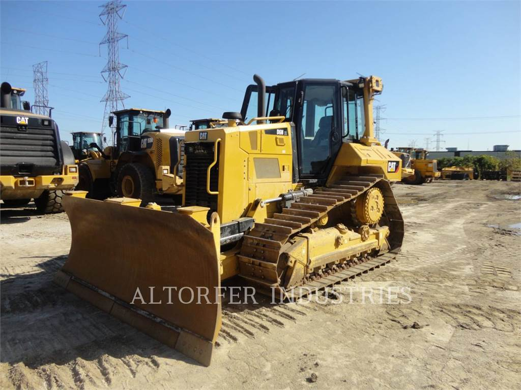 Caterpillar D6N XVTARO, Dozers, Construction