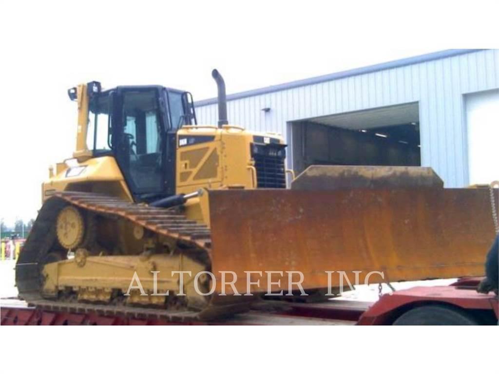 Caterpillar D6NLGP、ブルドーザー、建設