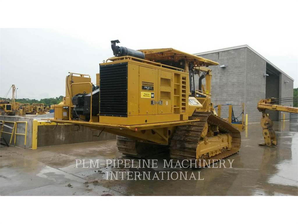 Caterpillar D6NLGP, Bulldozer, Équipement De Construction