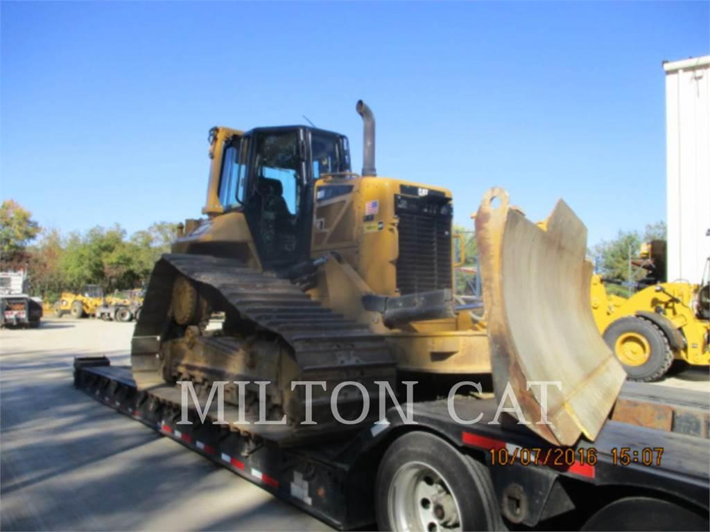 Caterpillar D6NLGP, Bulldozer, Équipement De Construction