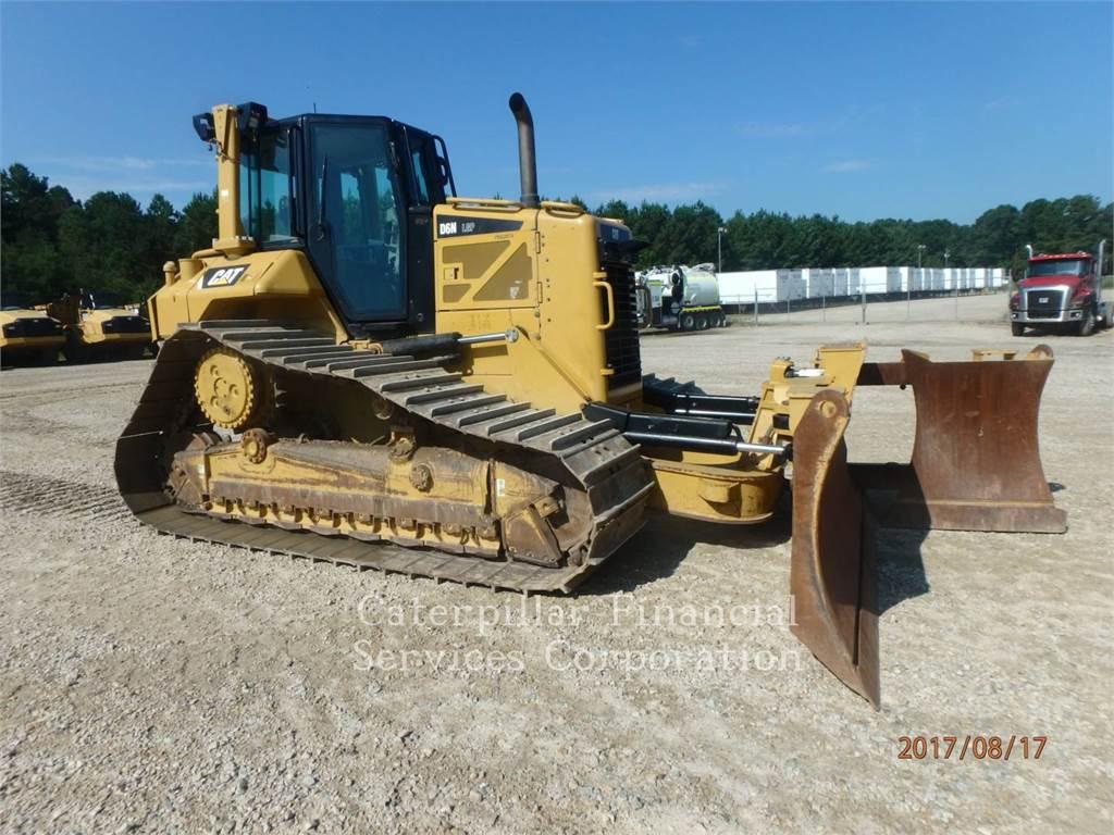 Caterpillar D6NLGP, Planierraupen, Bau-Und Bergbauausrüstung