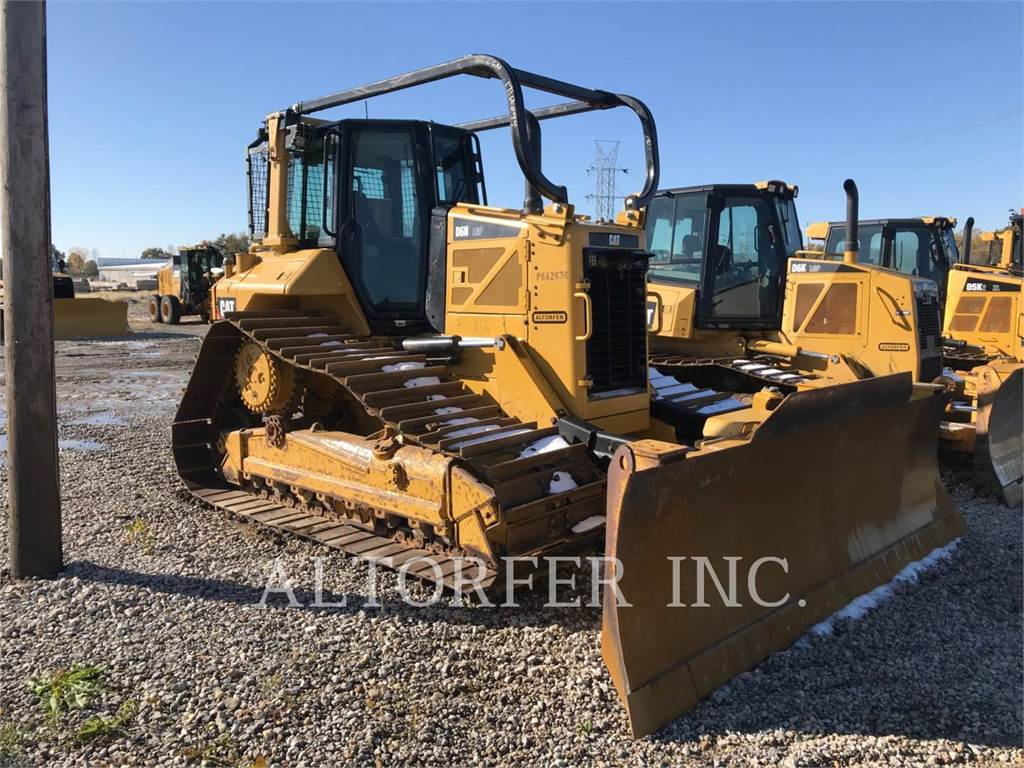 Caterpillar D6NLGP, Bulldozers, Construcción
