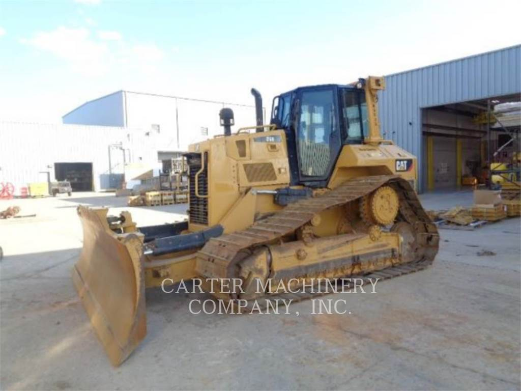 Caterpillar D6NLGP、推土机、建筑设备