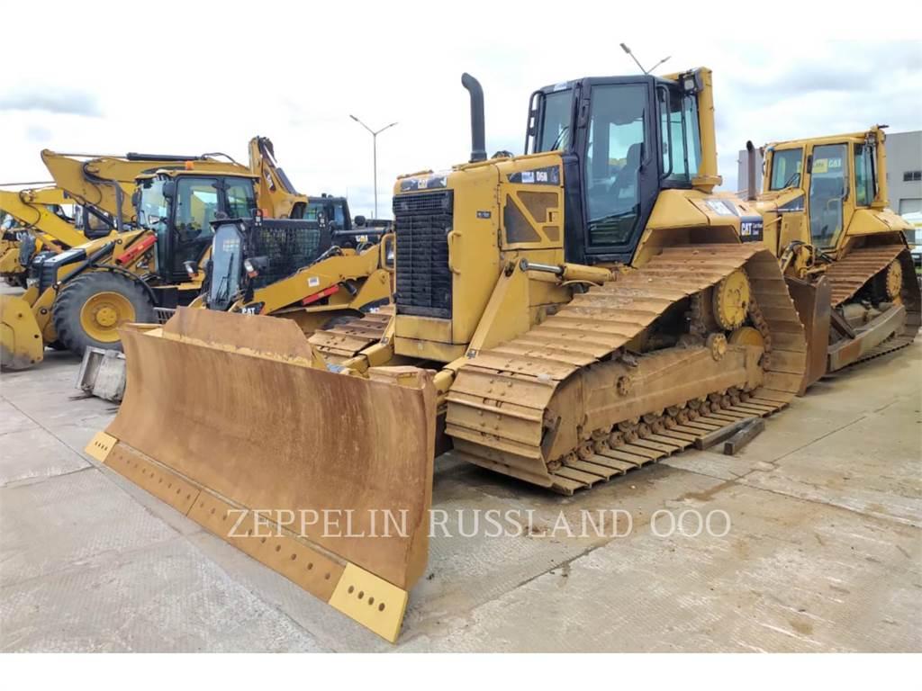 Caterpillar D6NLGP, Crawler dozers, Construction