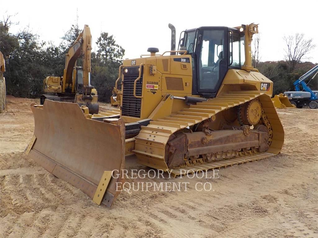 Caterpillar D6NLGP, Bouteurs sur chenilles, Équipement De Construction