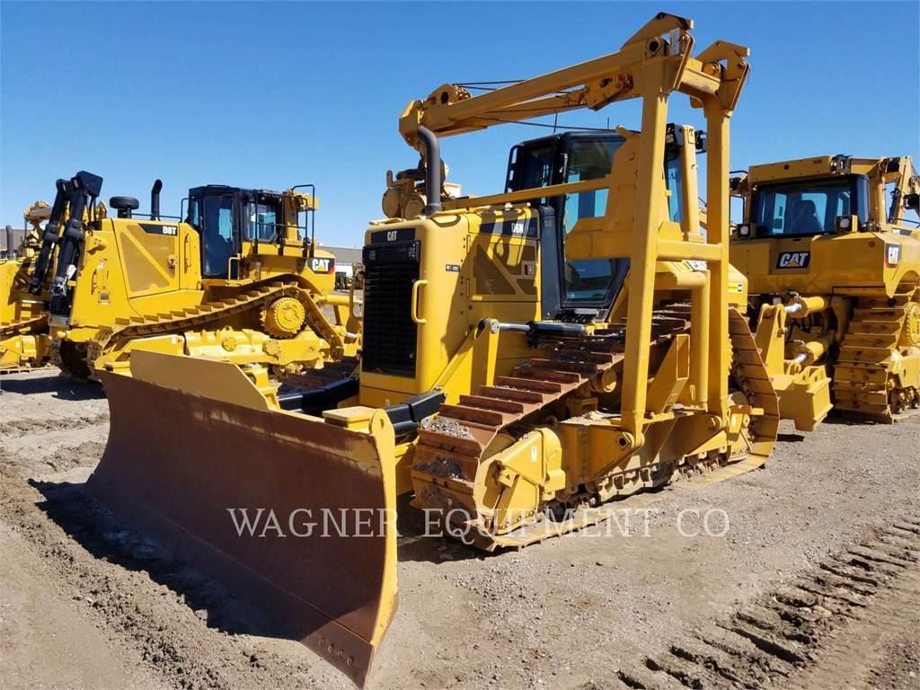 Caterpillar D6NLGP, Spycharki, Sprzęt budowlany