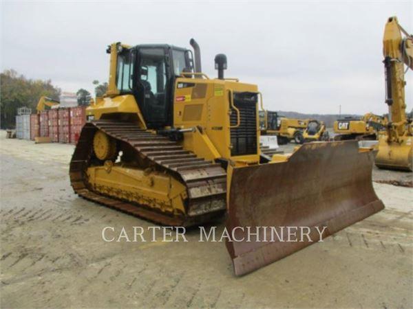 Caterpillar D6NLGP ARO, Spycharki, Sprzęt budowlany